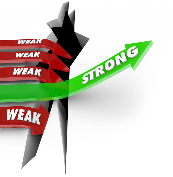 strengths vs weaknesses wells fargo Why wells fargo ranks high in overall competitiveness  a third area of strength for wells fargo is private-student lending areas of product-line weakness wells fargo remains weak in.