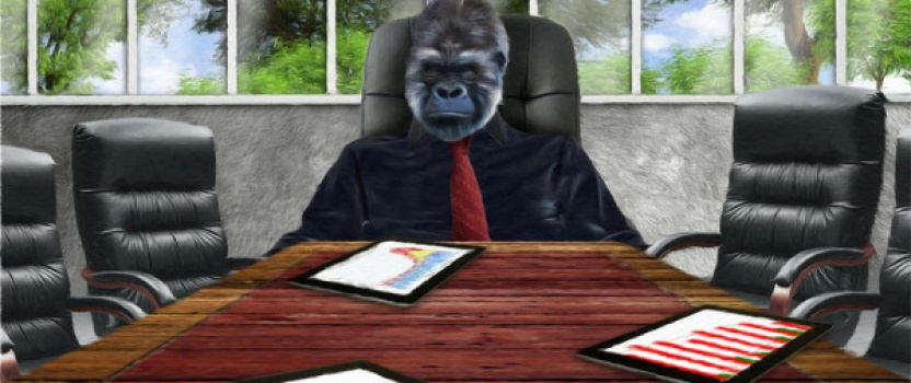 Attentional Blindness: Noticing the Gorilla