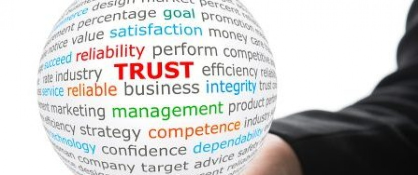 Authentic Leaders Earn Trust