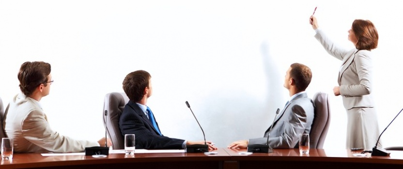 Communication Skills: Define Your Executive Presence