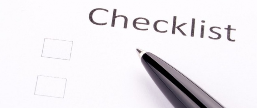 Checklist for Aligning Actions with Executive Presence