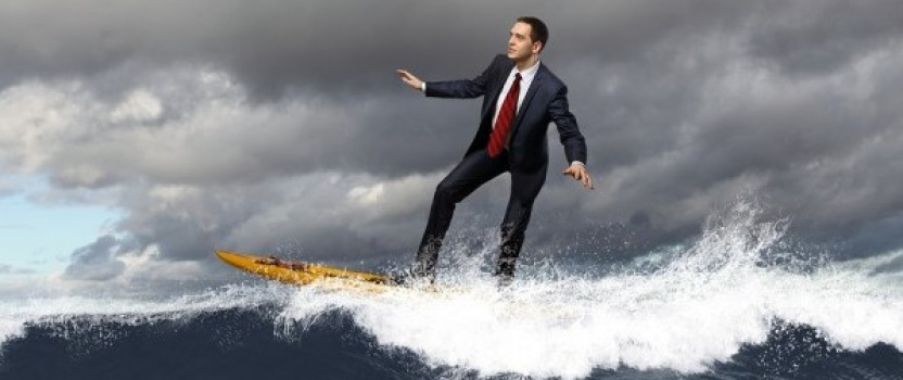 The Mid Career U-Curve: Riding the Wave