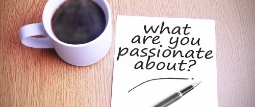 Find Your Personal Passion